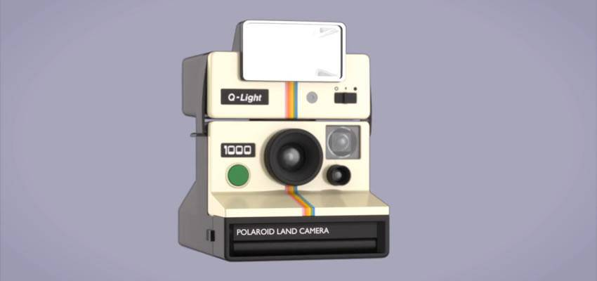 Polaroid Play Motion Template