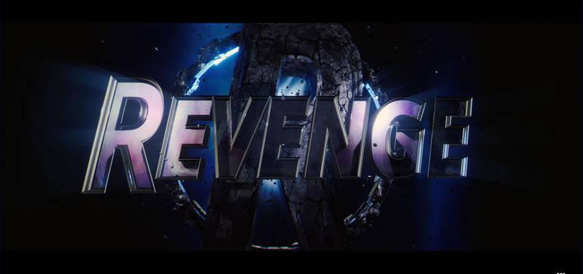 Blockbuster Movie Opener Motion Template