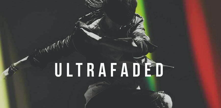 Ultra Faded Retro photoshop action atn