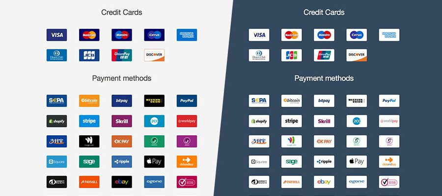 Ultimate Payment Icon Set Gregoire Segretain sketch app