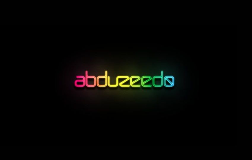 Free Photoshop Layer Neon Text Photoshop Layer Styles PSD