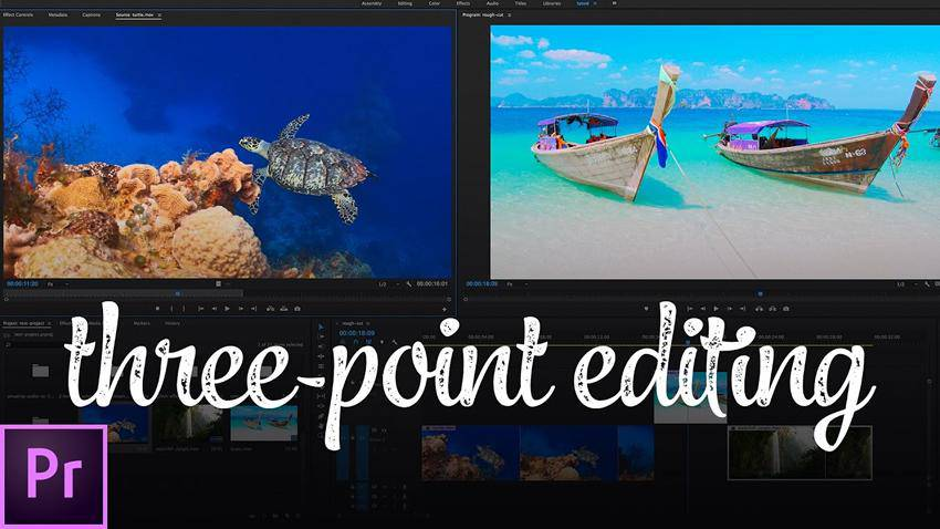 The Fastest Way to Edit Video in Premiere Pro