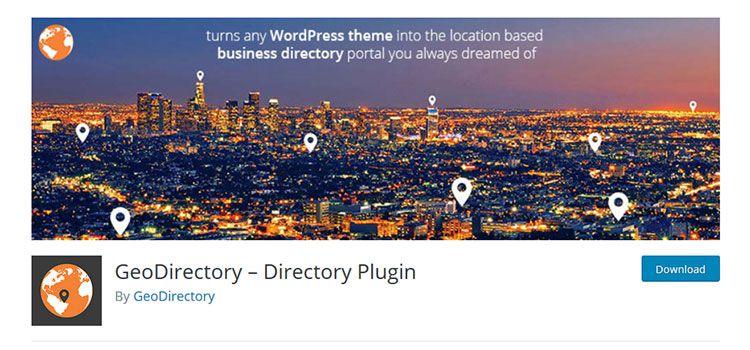 GeoDirectory – Directory Plugin